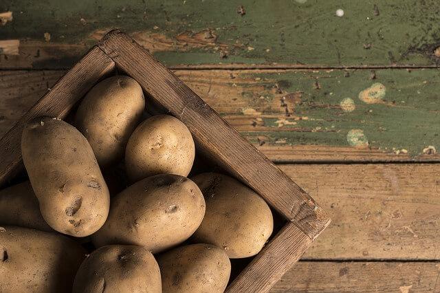 Hausmittel gegen Silberfische Kartoffel